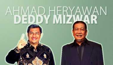 Ahmad Heryawan-Deddy Mizwar
