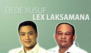 Dede Yusuf-Lex Laksamana