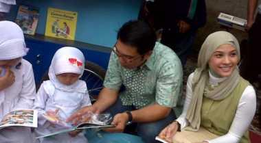 Ridwan Kamil Mimpi Hijaukan Bandung