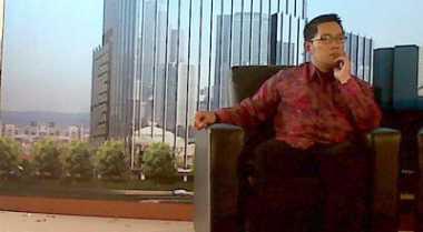 Gerindra All Out Dukung Ridwan Kamil Jadi Wali Kota Bandung