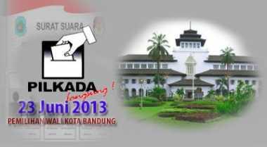 KPU Bantah Menangkan Ridwan-Oded di Pilwalkot Bandung