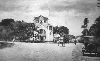 Pasar Boplo & Cikal Bakal Kawasan Elit Menteng