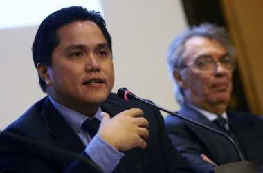 Erick Thohir Enggak Kebayang jadi Presiden Inter