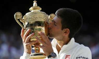 Hattrick Pencapaian Djokovic di Wimbledon 2014