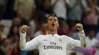 Adidas Masuk, United Mungkin Batal Beli Ronaldo