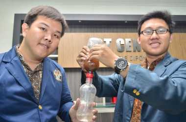Filter Penjernih Air Mobile dari Undip