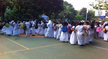Komite SMAN 70 Sambangi KPAI