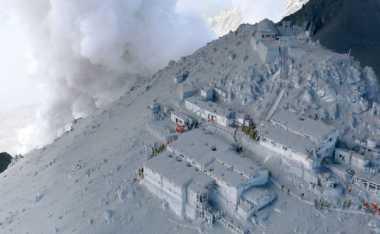 Korban Jiwa Letusan Gunung Ontake Capai 43 Orang