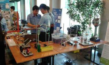 Lab Unggul Dongkrak Minat Sains Siswa
