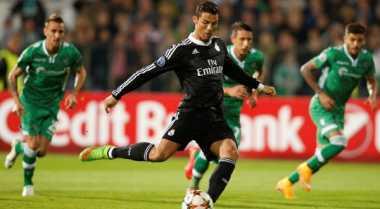 Ditekel Sampai Pincang, Ronaldo Seperti Main Rugby