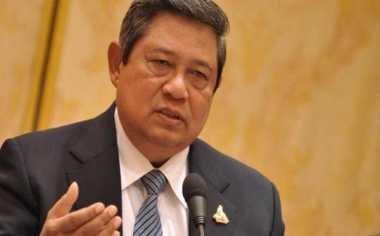 SBY Gelar Jumpa Pers di Istana soal Perppu Pilkada
