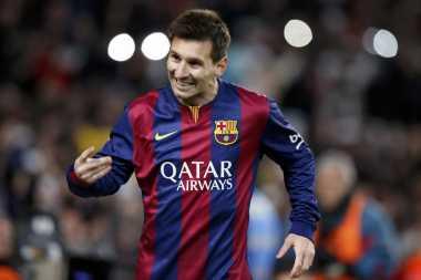 Kunci Sukses Messi Cetak 400 Gol
