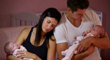Kesulitan Pria dalam Mengurus Anak