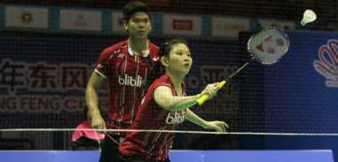 Dua Ganda Campuran Indonesia di Perempatfinal
