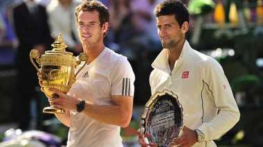 Mourinho Dukung Murray Berjaya di Wimbledon