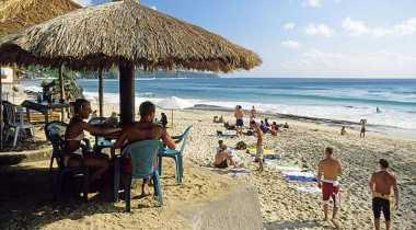 Pantai di Bali Sekelas Dunia