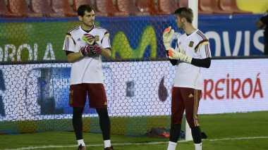 De Gea Datang, Casillas Tetap di Bernabeu