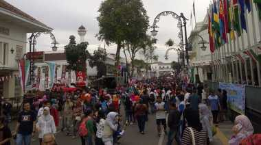 Siang Ini Parade Budaya Asian African Digelar