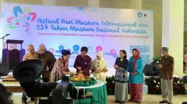 Museum Nasional Hadirkan Teater Musikal di Akhir Pekan