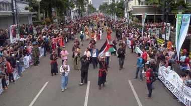 Parade Asian-African Harus Diadakan Setiap Tahun