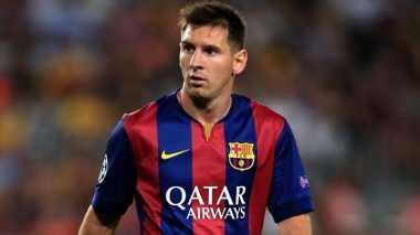 Tanpa Messi, Barca Bukan Apa-Apa