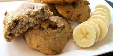 Resep Banana Cookies