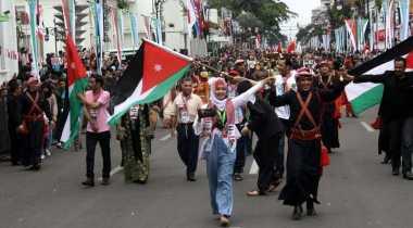 Parade Asian-African Siap Sejajar dengan Brasil