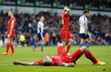 Diimbangi WBA, Liverpool Minim Penyelesaian Akhir