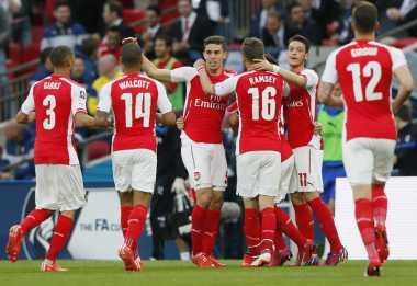 Titel EPL Siap Direbutkan Arsenal Musim Depan