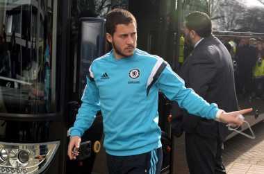 Firasat Hazard soal Kariernya yang Tinggal Sebentar