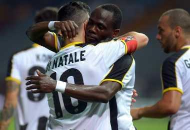 Milan Tertinggal Dua Gol dari Udinese