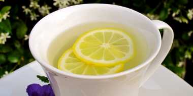 Air dengan Potongan Lemon Bantu Lancarkan Pencernaan