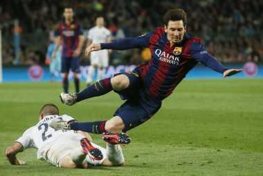 Messi Enggak Cocok Bermain di Inggris