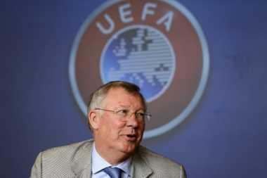 Pencetus Sir Alex Ferguson Bahagia