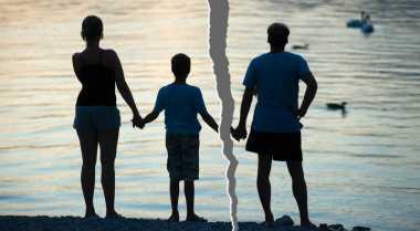 Jangan Korbankan Anak ketika Bercerai