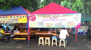 Yuk, Pesta Susu di Resto Ody Bangil
