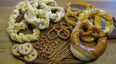 Bermacam Jenis Pretzel di Berbagai Negara