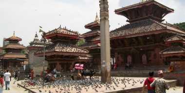 Deretan Ikon Wisata Nepal Ini Rusak Akibat Gempa