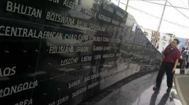 Monumen KAA di Bandung Rusak!