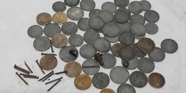 Tumpukan Koin & Kuku Ditemukan dalam Perut Petani