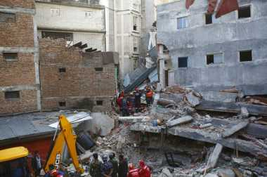 Gempa Susulan Terus Terjadi, Korban Tewas Melebihi 3.904