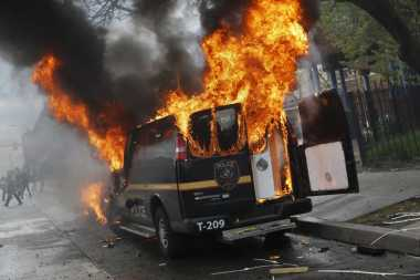 Baltimore Rusuh, Gubernur Maryland Umumkan Keadaan Darurat