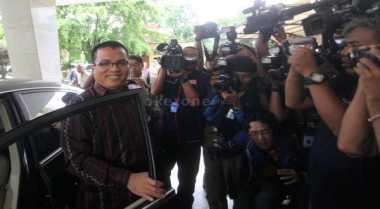 Penyidik Cecar Denny Indrayana Dengan 25 Pertanyaan