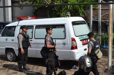 Sembilan Peti Mati Tiba di Nusakambangan