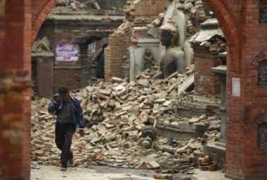Warga Aceh Galang Dana untuk Bantu Nepal