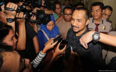 Ditahan, Samad Terancam Hukuman 5 Tahun Penjara