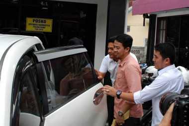 Polda Riau Tahan Mantan Ketua DPRD Bengkalis