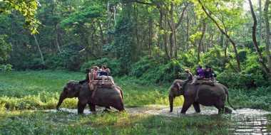 Empat Taman Nasional Indah di Nepal