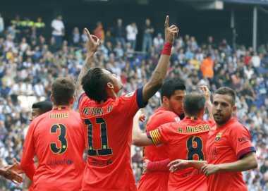 Lima Pertandingan Krusial Barcelona