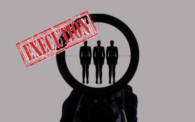 Para Pejabat Tinggalkan Nusakambangan Pasca-Eksekusi